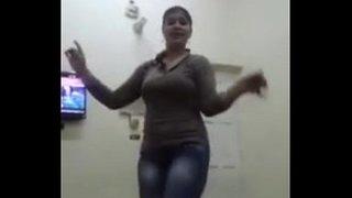 رقص نار مصرى
