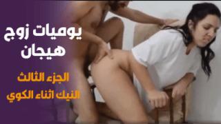 يوميات زوج هيجان الجزء الثاني النيك في الحمام فيديو الوطن العربي